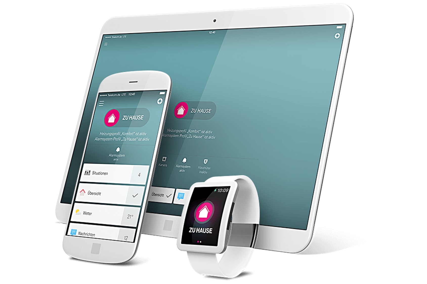telekom smart home eine smart home plattform f r europa. Black Bedroom Furniture Sets. Home Design Ideas