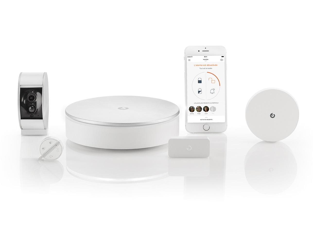 myfox pr sentiert neue innovationen bewegungsmelder und sirene. Black Bedroom Furniture Sets. Home Design Ideas