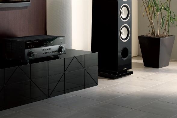 yamaha musiccast multiroom mit airplay bluetooth und wlan. Black Bedroom Furniture Sets. Home Design Ideas