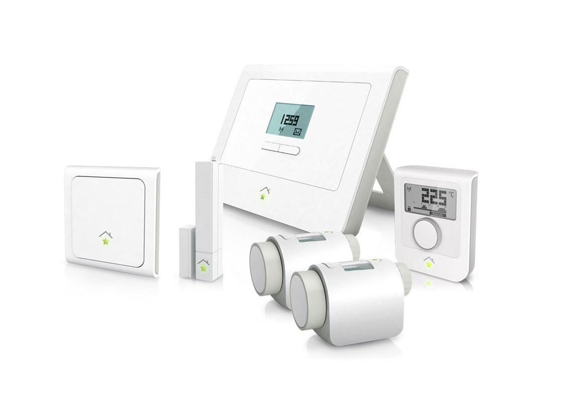 innogy smarthome system haussteuerung aus einer hand. Black Bedroom Furniture Sets. Home Design Ideas