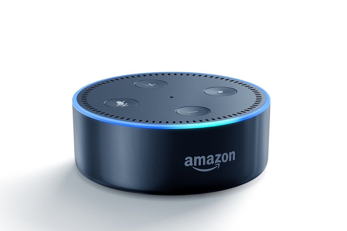 echo dot und amazon tap die neuen amazon alexa ger te. Black Bedroom Furniture Sets. Home Design Ideas