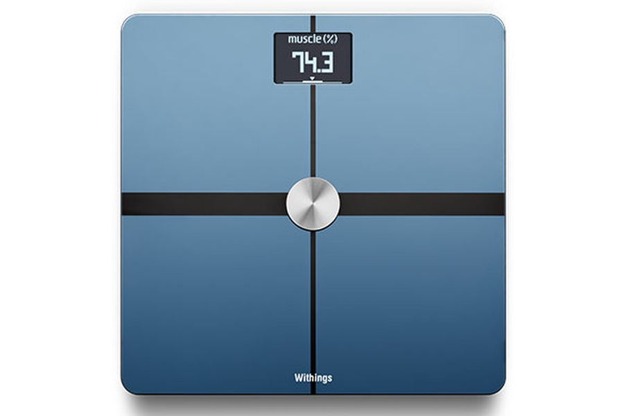 der withings ws 50 smart body analyzer mit smartphone app. Black Bedroom Furniture Sets. Home Design Ideas