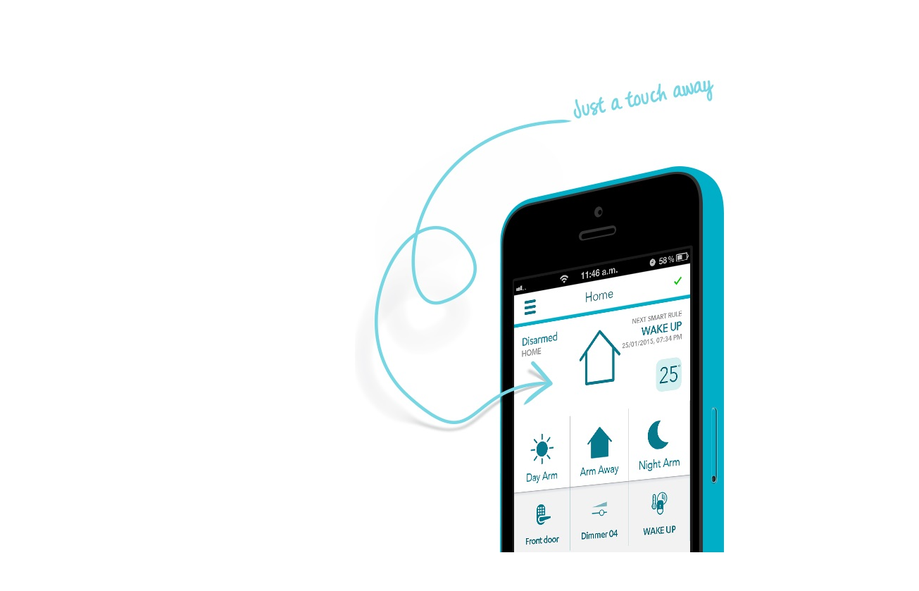 getsafe home security das neue z wave basierte sicherheitssystem. Black Bedroom Furniture Sets. Home Design Ideas