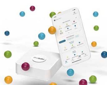 wibutler Smart Home Zentrale mit zentraler App-Steuerung