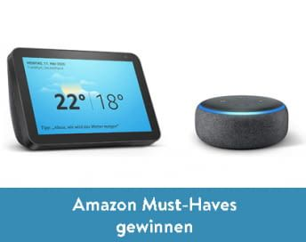 Amazon Must Haves gewinnen