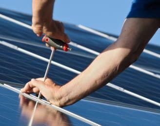 Solaranlage und Photovoltaikberatung in Ihrer Nähe finden