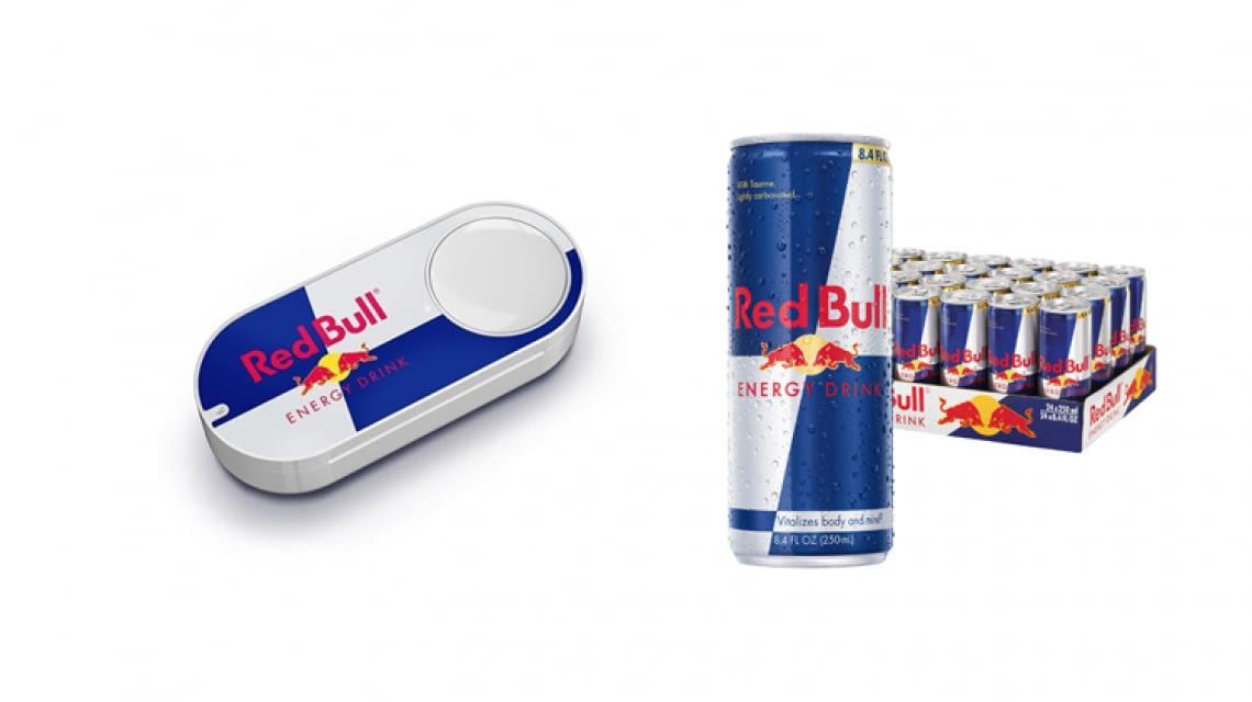 Red Bull Kühlschrank Tür : Dash wand: amazon alexa zaubert in der küche