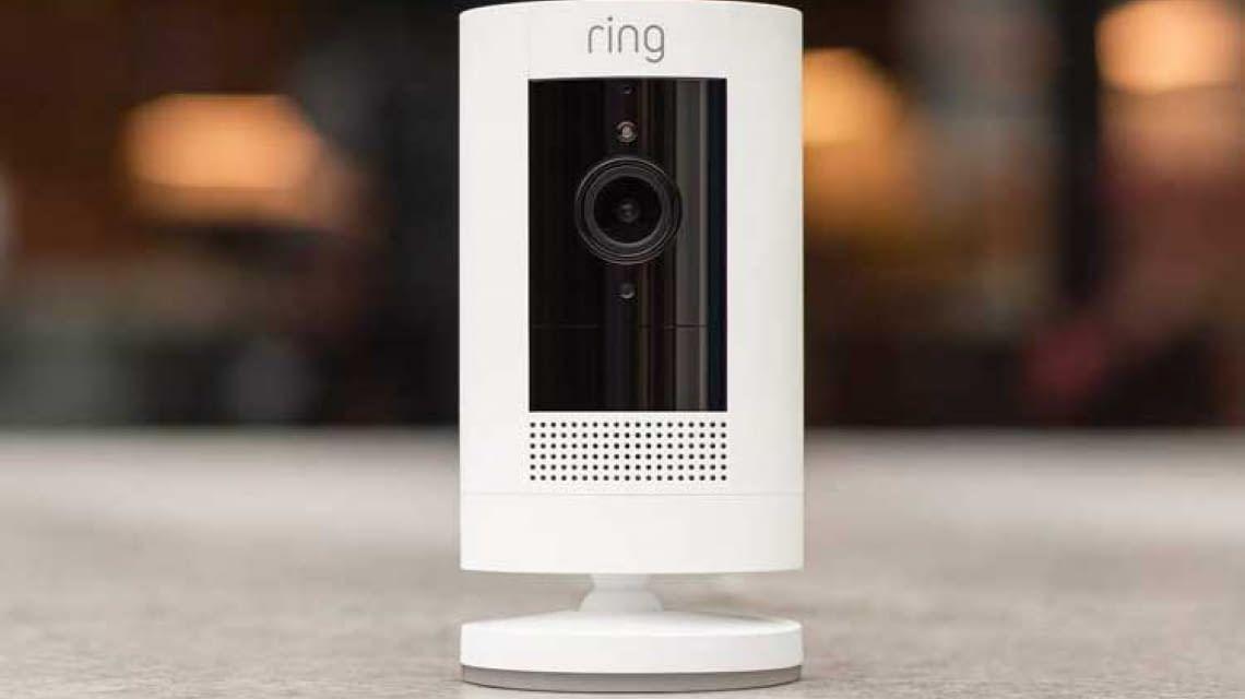 die batteriebetriebene kabellose Sicherheitskamera mit 1080p-V Logitech Circle