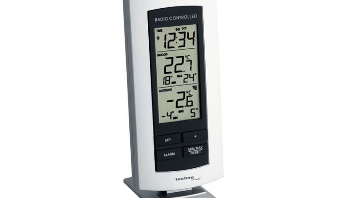 technoline ws 9140 it wetterstation funktionen im test. Black Bedroom Furniture Sets. Home Design Ideas