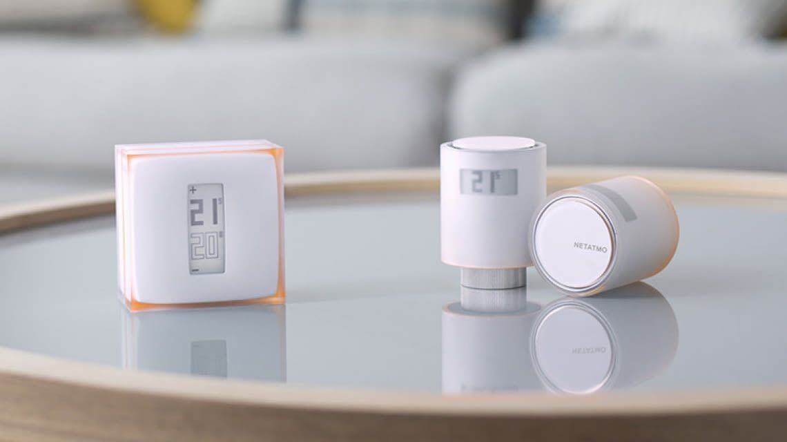 netatmo thermostat smarte heizungssteuerung per sprache. Black Bedroom Furniture Sets. Home Design Ideas