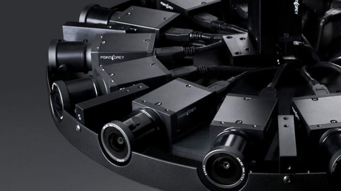 facebooks surround 360 grad kamera ein do it yourself projekt. Black Bedroom Furniture Sets. Home Design Ideas