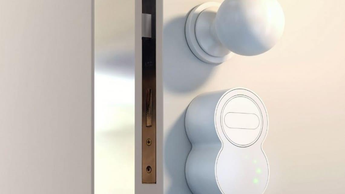Smart Lock mit Bluetooth: Smarke erleichtert Zugangsmanagement