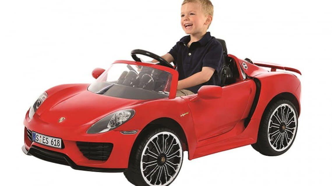 Elektroauto Fur Kinder Top Modelle 2020 Im Uberblick