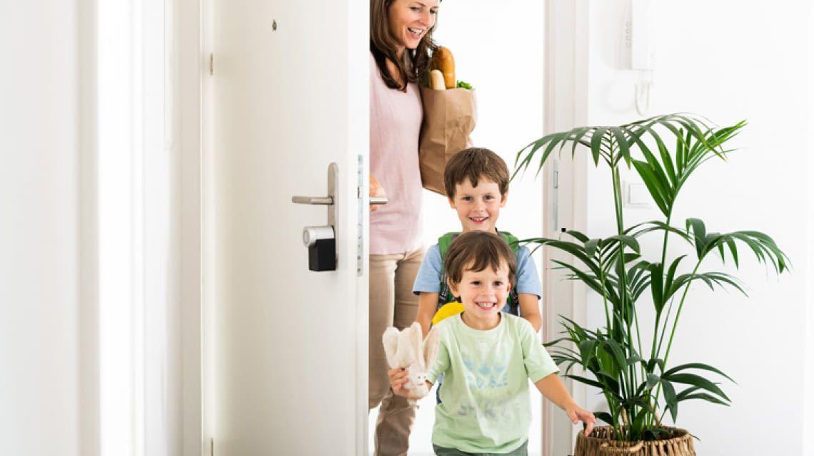 Komplett RFID Tür Zutrittskontrollsystem für Elektrische Türschloss
