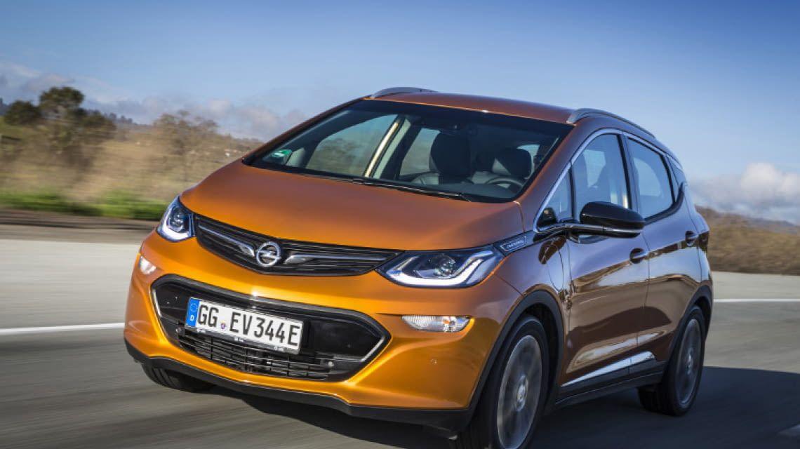 Opel Ampera-e (2017) | Elektroauto im Vergleich
