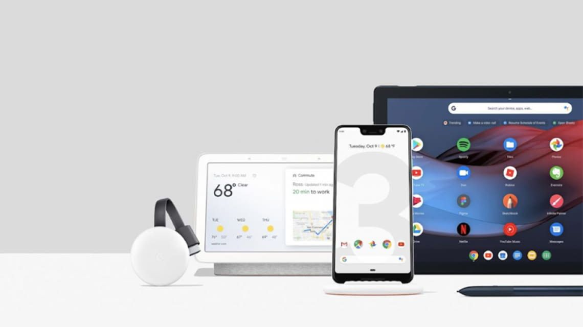 google nest hub max erstes google smart home display mit