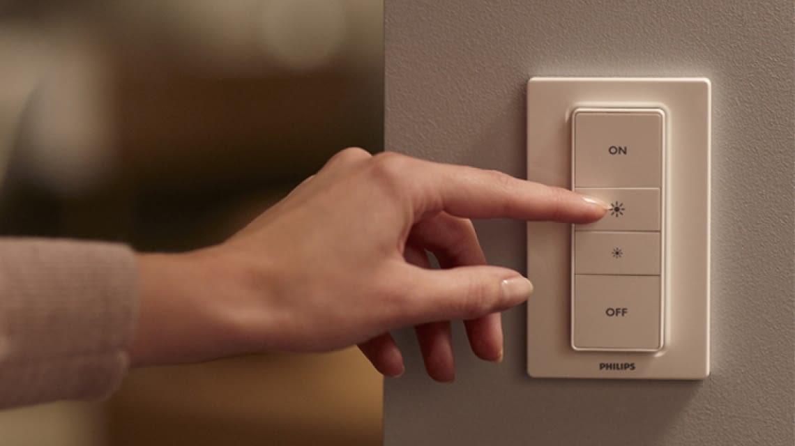 Philips Hue Zubehör erweitert die smarte Lichtsteuerung