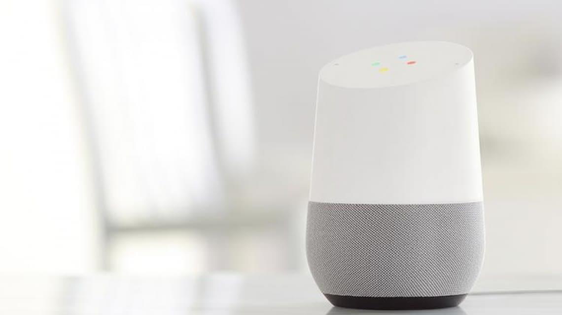 google home macht amazon echo im smart home konkurrenz. Black Bedroom Furniture Sets. Home Design Ideas