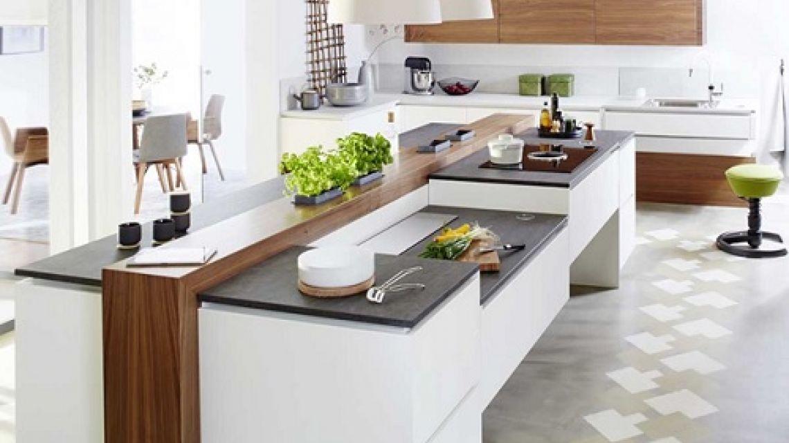 ein schritt in die zukunft die intelligente k che von tielsa. Black Bedroom Furniture Sets. Home Design Ideas