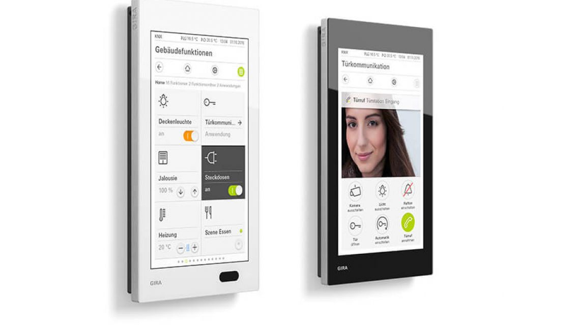 Bus Systeme Smart Home