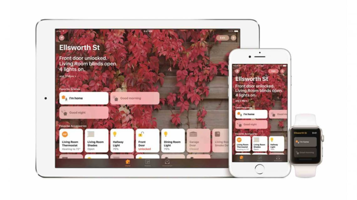 Apple HomeKit: Aktuelle Übersicht von HomeKit Geräten