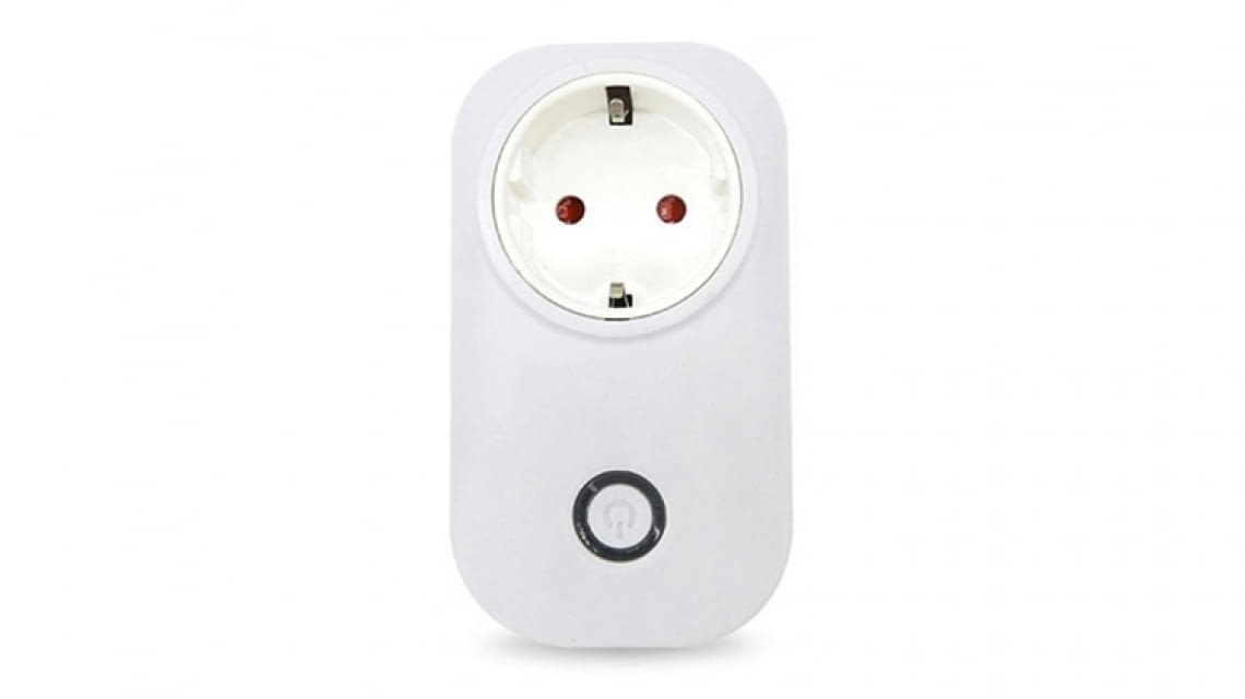 Sonoff S20 Smart Plug funkt Amazon Echo und Google Home an