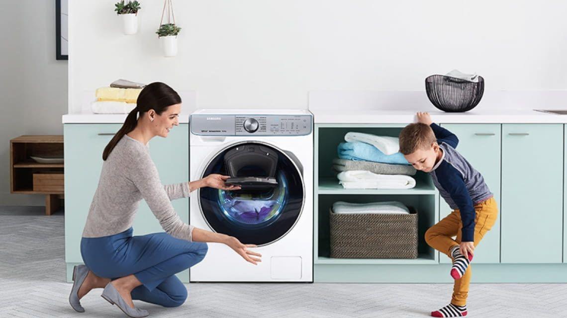 samsung waschmaschine test vergleich 2019 addwash. Black Bedroom Furniture Sets. Home Design Ideas