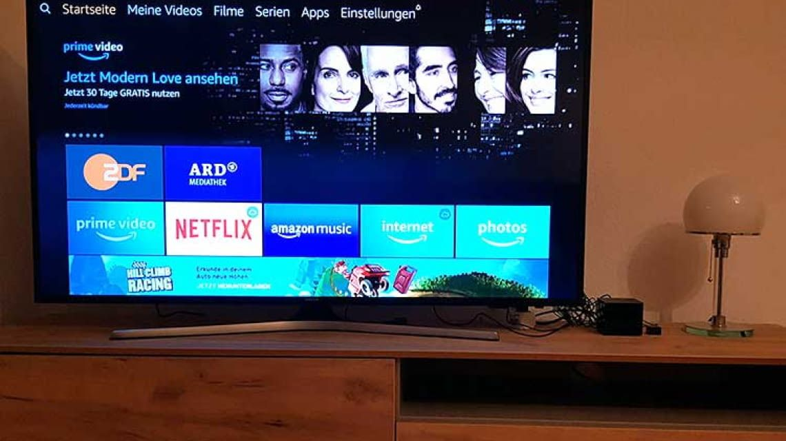 Fire tv stick mit handy steuern
