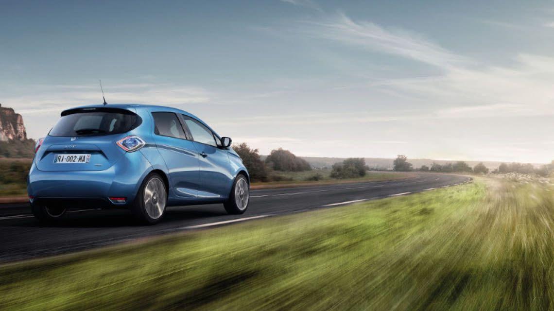 Renault ZOE | Preis, Reichweite & Batterie