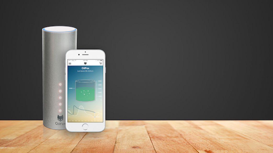 OilFox Füllstandmesser | Der intelligente App-Heizölmanager