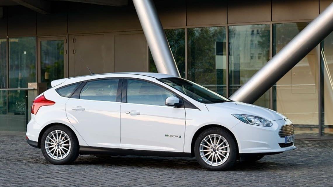 Ford Focus Electric (2017) Preis & technische Daten im Vergleich