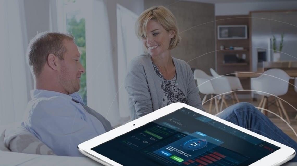 Bosch Kühlschrank Urlaubsmodus : Bosch homecom: sorglos paket für die smarte heizungssteuerung