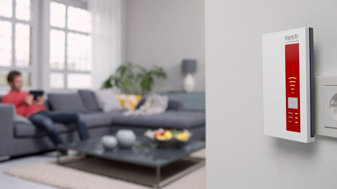 das wlan signal verst rken repeater und powerline adapter. Black Bedroom Furniture Sets. Home Design Ideas