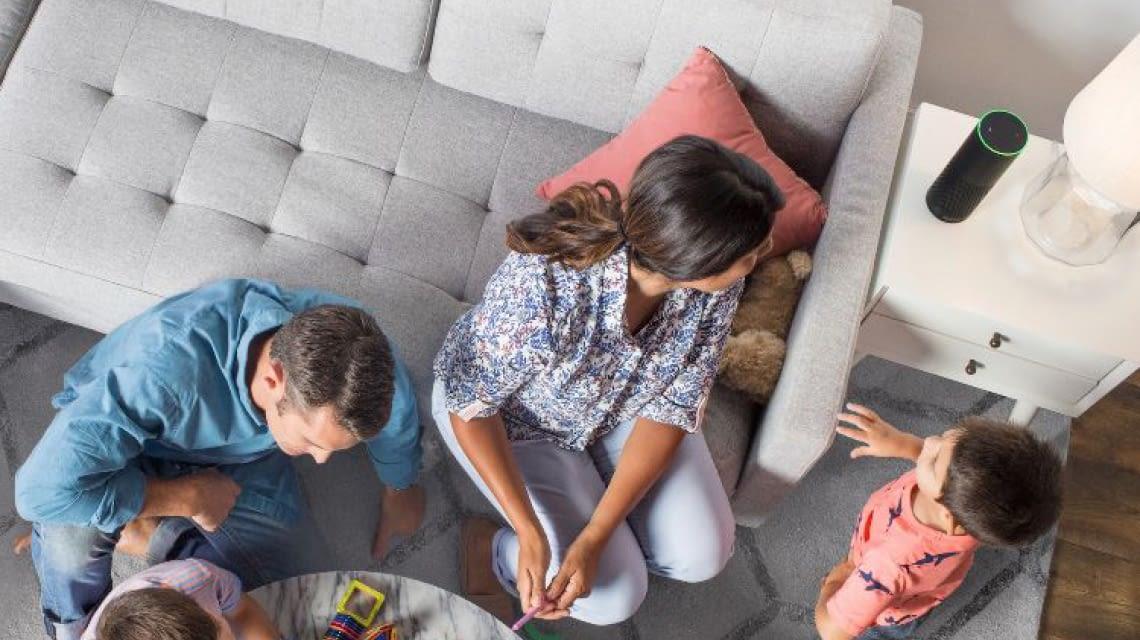 die neue alexa alexa calling videotelefonie routinen und mehr. Black Bedroom Furniture Sets. Home Design Ideas