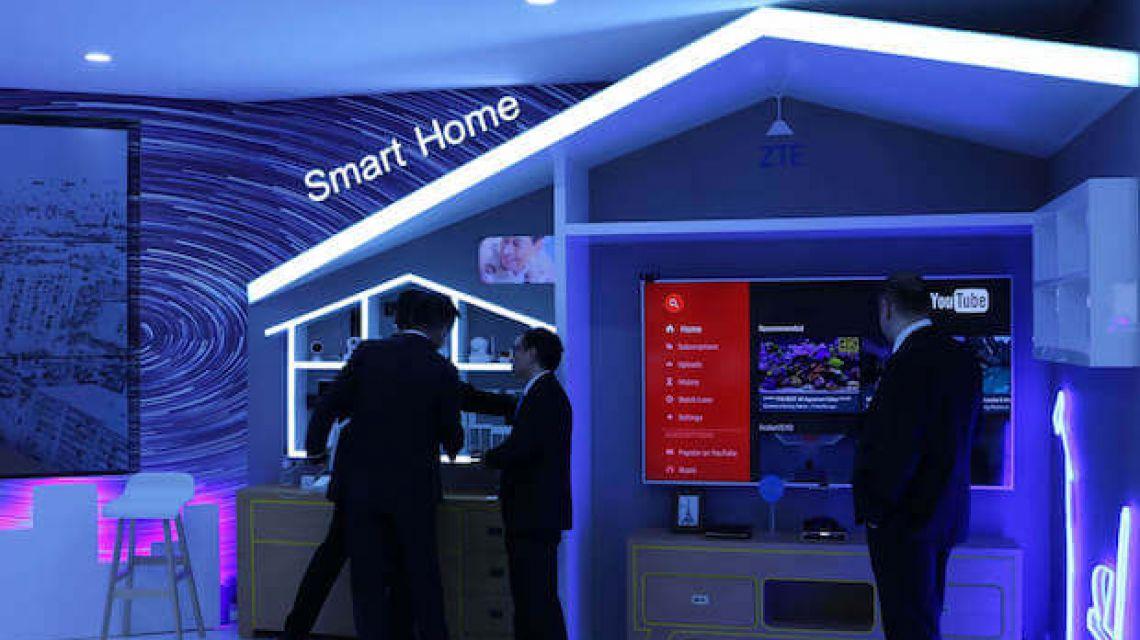 zte kommt mit turnkey smart home l sungen. Black Bedroom Furniture Sets. Home Design Ideas