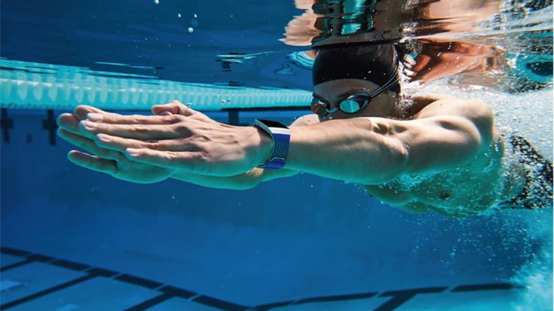 fitbit charge 3 wasserdicht schwimmen