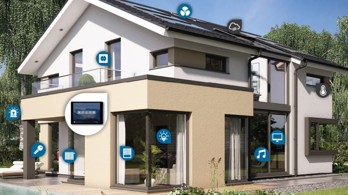 smart home fertigh user anbieter und funktionen im berblick. Black Bedroom Furniture Sets. Home Design Ideas