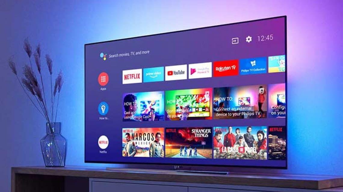 Was ist ein Smart TV? - Informationen, Technik & Erklärung