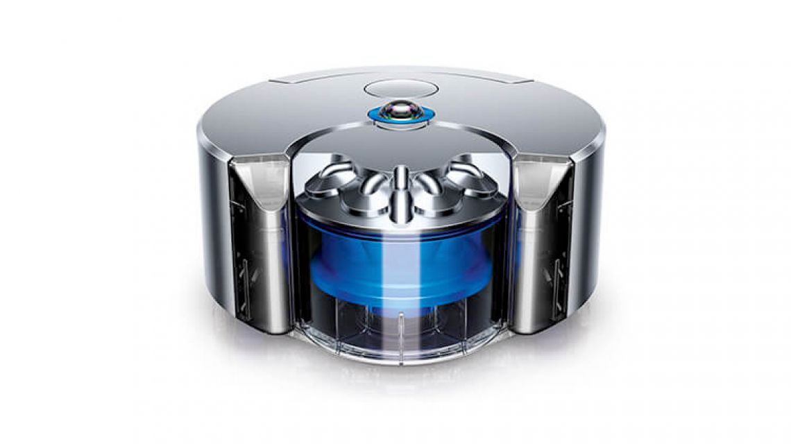 dyson smart home saugroboter dyson 360 eye. Black Bedroom Furniture Sets. Home Design Ideas