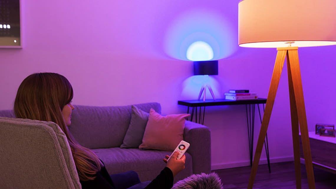 Tint Lichtsystem Test Vergleich Wlan Leds Mit Alexa Steuern