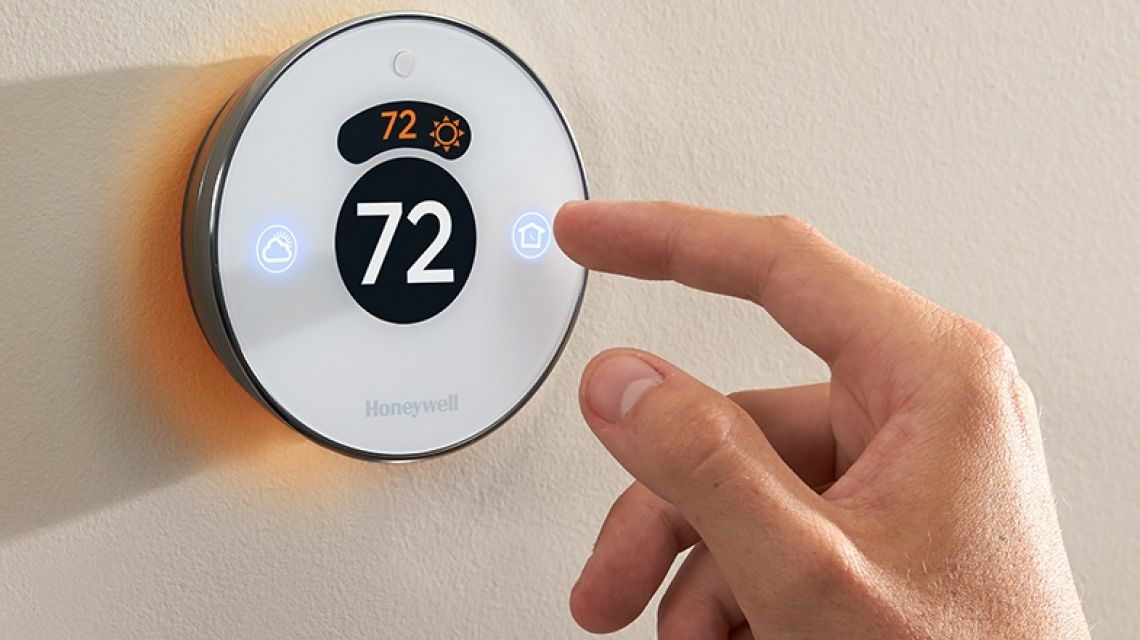 honeywell lyric das intelligente wi fi thermostat. Black Bedroom Furniture Sets. Home Design Ideas