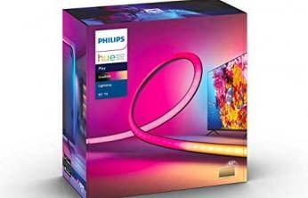 Smarter Lightstrip für innovative Surround-Beleuchtung, die sich der jeweiligen Film-Sequenz anpasst. Für eindrucksvolle Effekte.