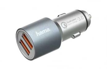 HAMA Qualcomm Quick Charge Ladegerät