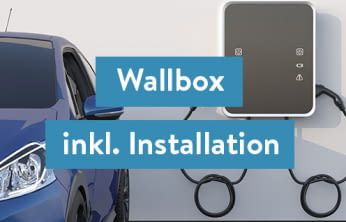 Wallbox inkl. Installation