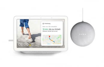 Google Nest Hub + gratis Google Nest Mini - tink Smart Week