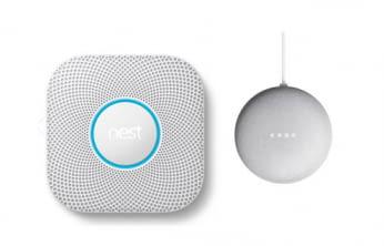Google Nest Protect + gratis Google Nest Mini - tink Smart Week