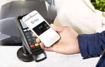 DKB Girokonto : NFC Google Pay Kreditkarte