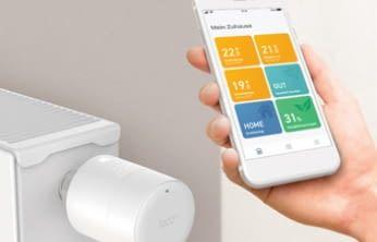 tado° Smartes Heizkörper-Thermostat V3+