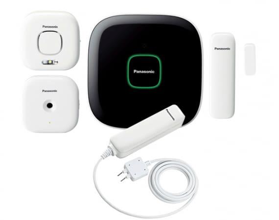 Panasonic KX-HN 6014 Smarthomesystem Einsteigerset Produktansicht