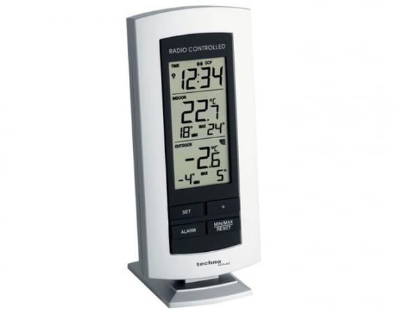Wetterstation Technoline WS 9140-IT im Test-Überblick: günstiges Basismodell